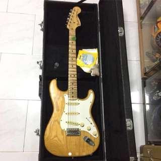 Fender Stratocaster ST 71 reissue
