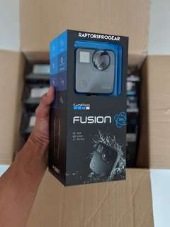 GoPro Fusion - READY STOCK!