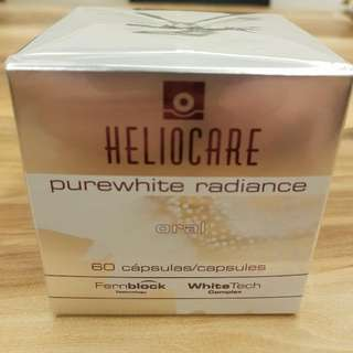 Heliocare Pure white Radiance ORAL