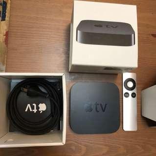 Apple TV 3代