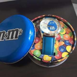 M&m character watch (can bargain)