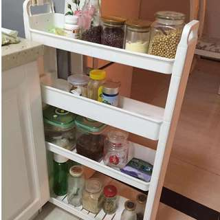 4 Layers Kitchen Storage Rack