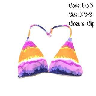 Swimsuit top E63