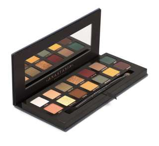 [💋NEW PO 0/75USD] Anastasia Beverly Hills ABH Subculture eyeshadow palette po