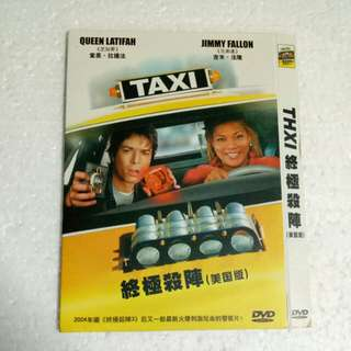 DVD - Taxi