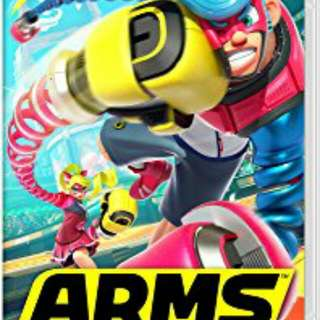 Switch Arms 已賣
