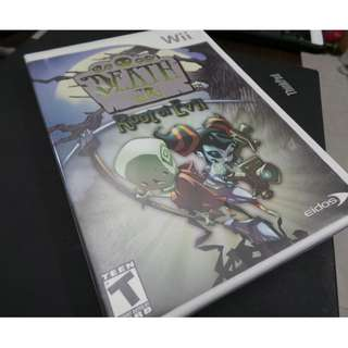03015 Wii Game – Death Jr: Root of Evil