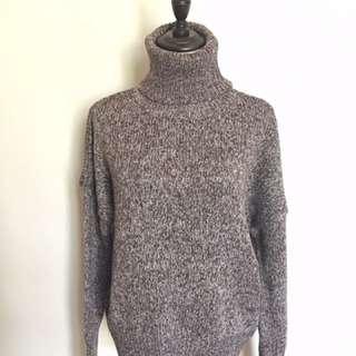 寬鬆版針織毛衣