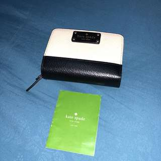 kate spade wallet AUTHENTIC NEW
