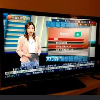Sharp Aquos 42吋 LCD TV 連外置高清解碼