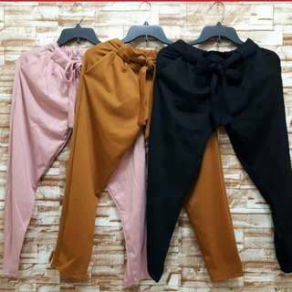 Re-priced Black Candy Pants