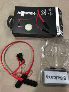 Skull Candy Bluetooth Earphones