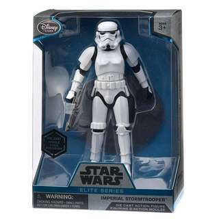 Disney Elite diecast series  Imperial Stormtrooper