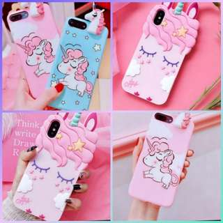 Unicorn Iphone Casing