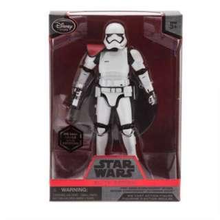 Disney Elite diecast series First Order trooper