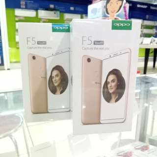 Dijual Kredit Oppo F5 Youth