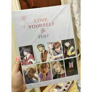 BTS Love yourself photobook