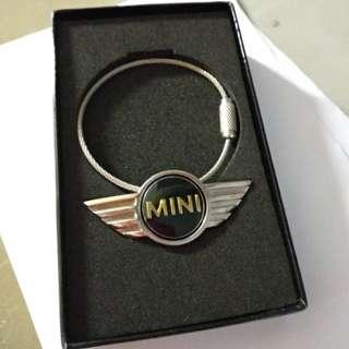 BNIB Mini Cooper Keychain