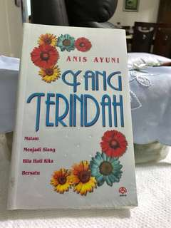 Malay novel-still in plastic wrapped!