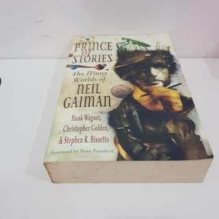 Prince of Stories :  Neil Gaiman