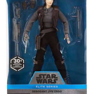 "Disney Elite 10"" Jyn Erso Figure"