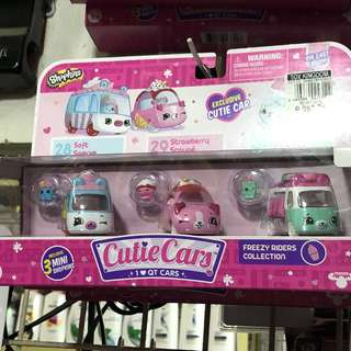 Shopkins Cutie Cars