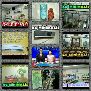 Ready stock ac minimalis 17watt