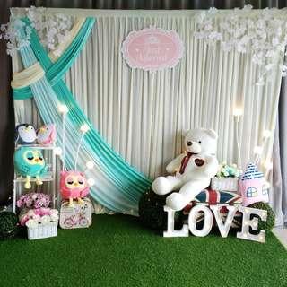 Wedding Decoration - Photobooth