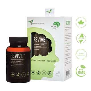 REVIVE - DAILY BRAIN SUPPLEMENT 60 TABLETS