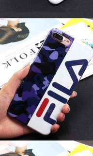 Fila iphone cover