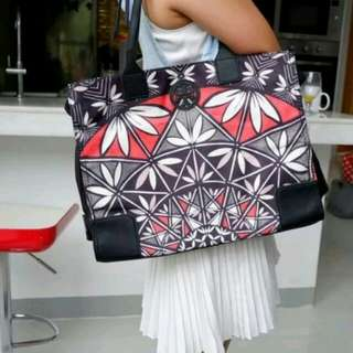 FREE SHIP Tory Burch Packable tote - print4