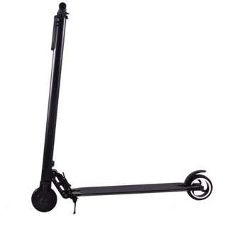 E-scooter (Black)