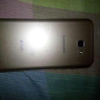 Samsung Galaxy a7 2017 no issue