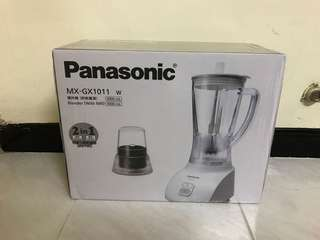 Panasonic 全新 攪拌機連乾磨器