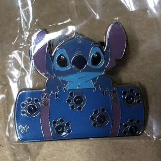 香港 迪士尼 徽章 Disney Pin Game PIn 毛毯 史迪