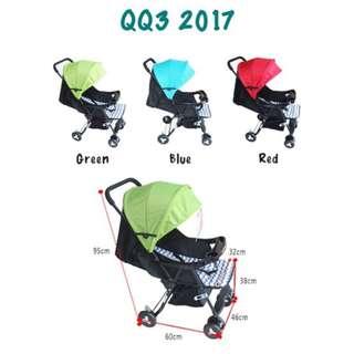 QQ3 Seebaby Stroller 👌👌👌
