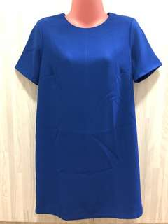 Blue Mango Dress