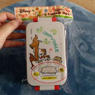 Chip n Dale Lunch box