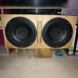 Subwoofer Double Magnet 10""