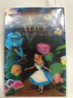Alice 愛麗斯明信片