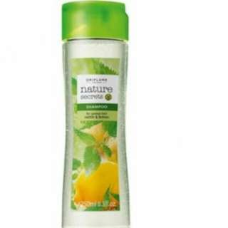 Nature Secret Shampoo Nettle & Lemon