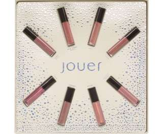 [👀NEW PO 0/75USD] Jouer Cosmetics best of nudes mini lip creme set po