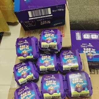 *Buy 1 free 1*Cadbury Dairy Milk Egg 'n' Spoon