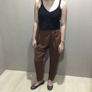 Zara brown trousers