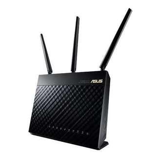 Asus AC 68 U router 無線網絡路由器