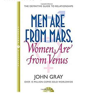 John Gray - Men are from Mars, Women are from Venus e-book