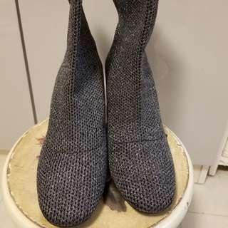 抵-ZARA Short boots