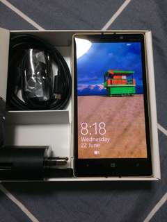 Nokia Lumia 930 Special Edition 32gig Complete Set LTE