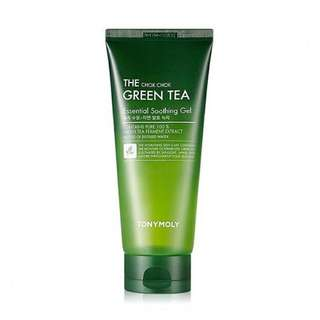 The Chok Chok green tea essential smoothing gel