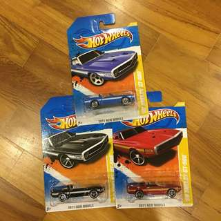 Hot Wheels '69 Ford Shelby GT500 (3)